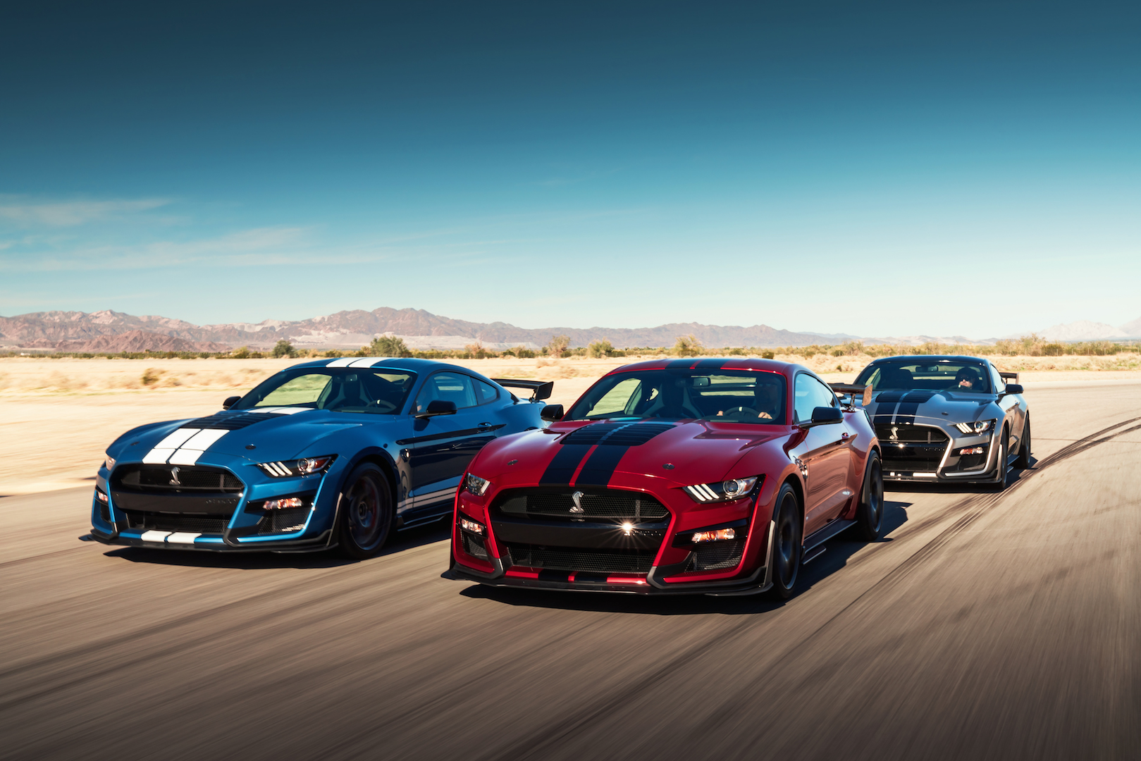 2020 Mustang Shelby GT500