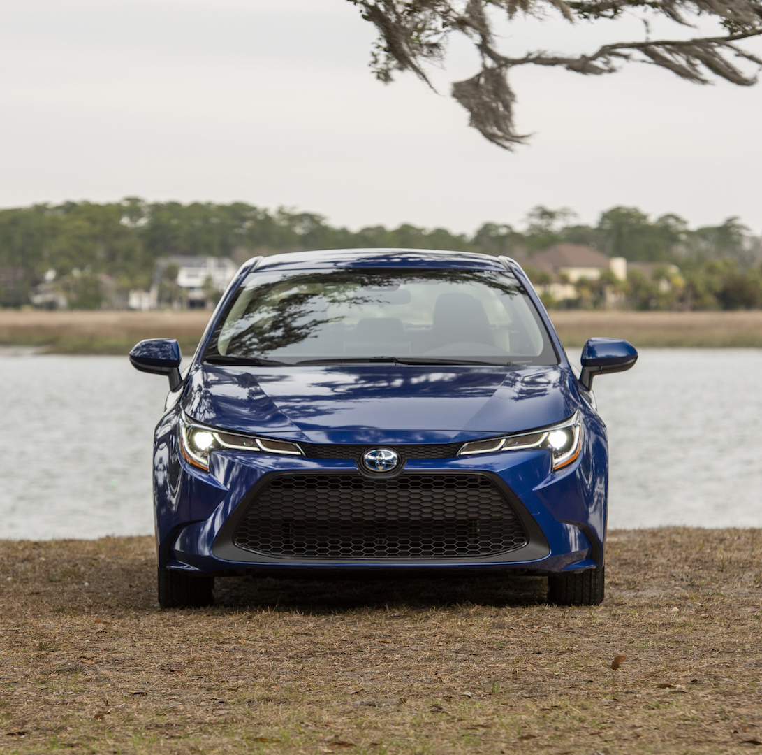 2020 Toyota Corolla Xse Drive In Savannah: Video: 2020 Toyota Corolla Amazon Alexa & Google Home In
