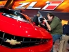 2012 Chevrolet Camaro ZL1 Debut at Chicago Auto Show