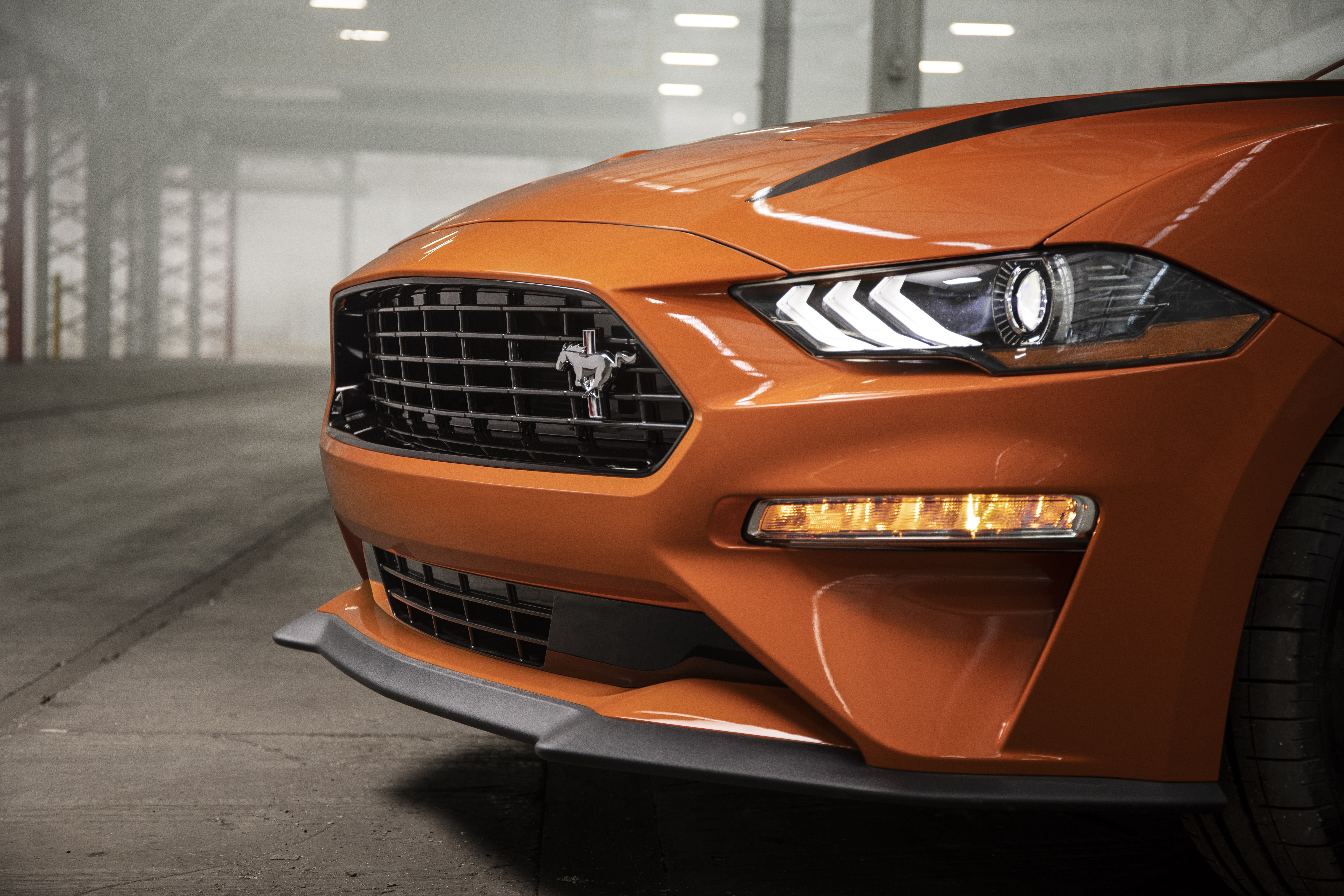 2020 Mustang High Performance Package