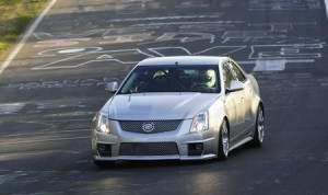 CTS-V at the Ring