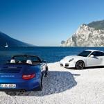 Porsche Carrera GTS Convertible and Coupe