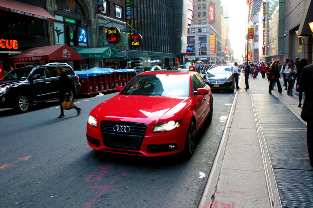 Quick Road Trip Review: 2011 Audi A4 2 0 T quattro