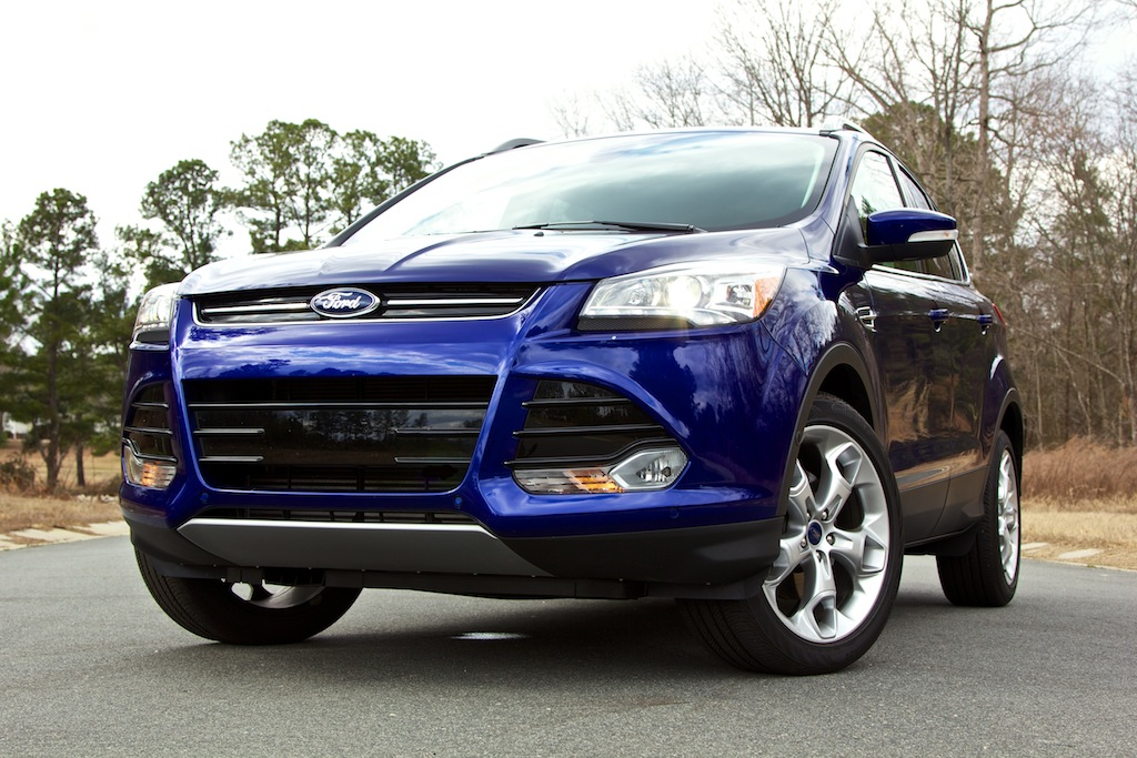 2013 ford escape 2 0 ecoboost review. Black Bedroom Furniture Sets. Home Design Ideas
