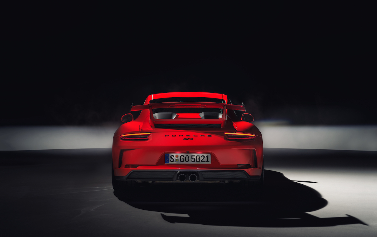 911 GT3-11 Rear Light 0