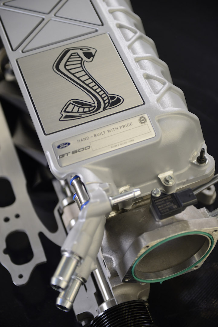 2020 Mustang Shelby GT500 Supercharger